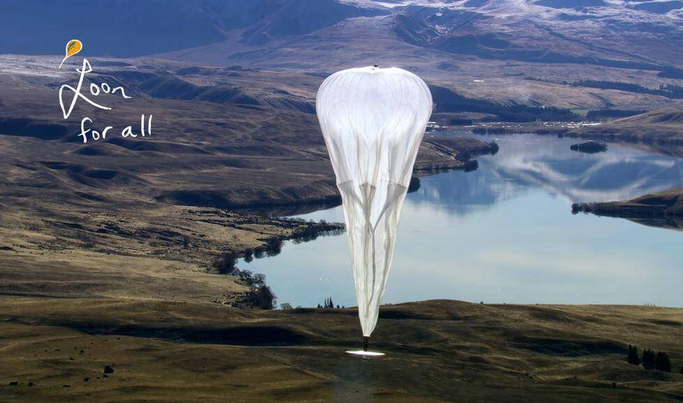 google-balonlu-internet-hizmeti