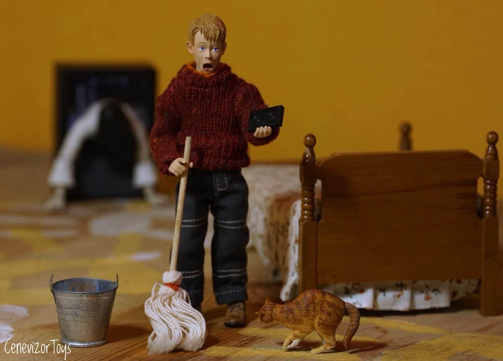 oyuncak figür fotoğrafçılığı