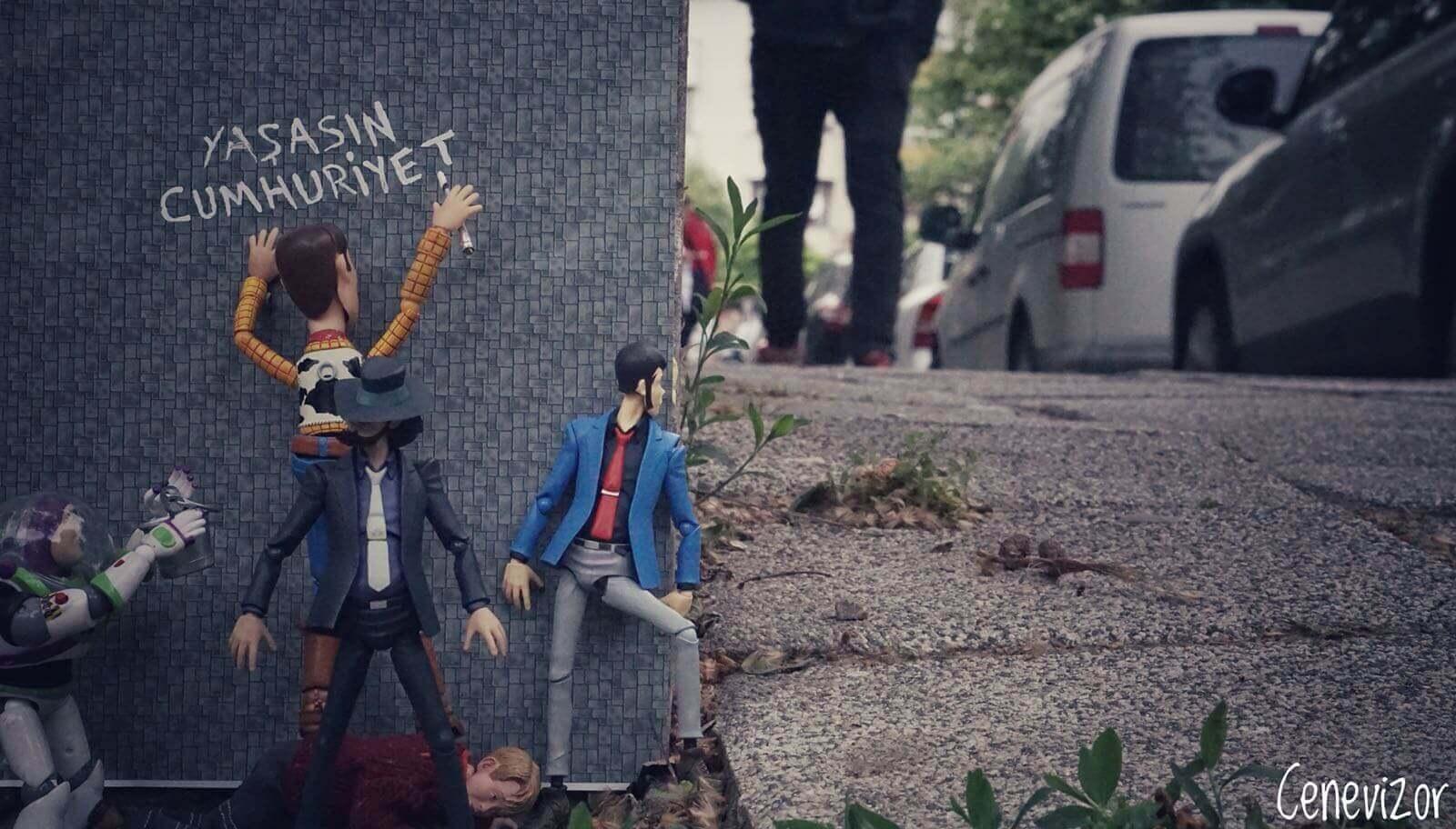 yaşasın cumhuriyet oyuncak fotoğrafçılığı