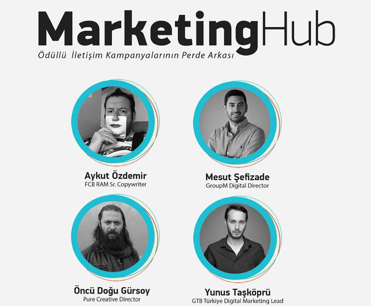 pazarlama türkiye marketing hub