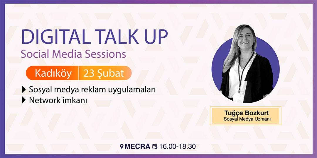 digital-talk up social media sessions